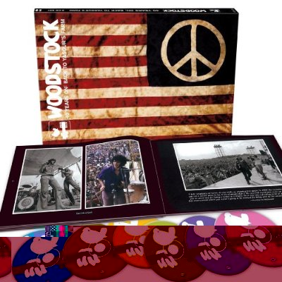 Woodstock: 40 Years on: Back to Yasgur's Farm 